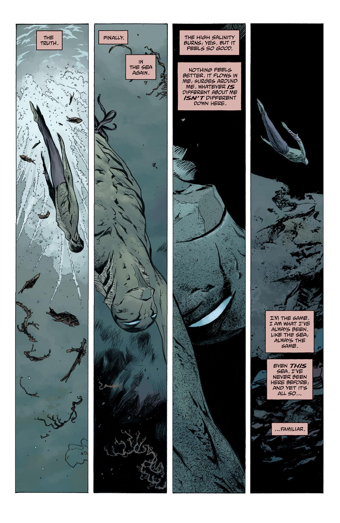 Read online Abe Sapien comic -  Issue #5 - 11