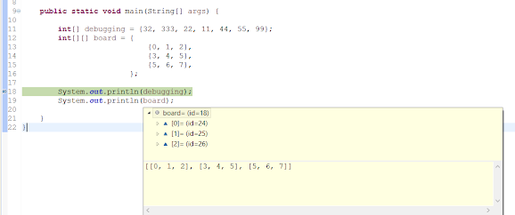 Array to String in Java with Example