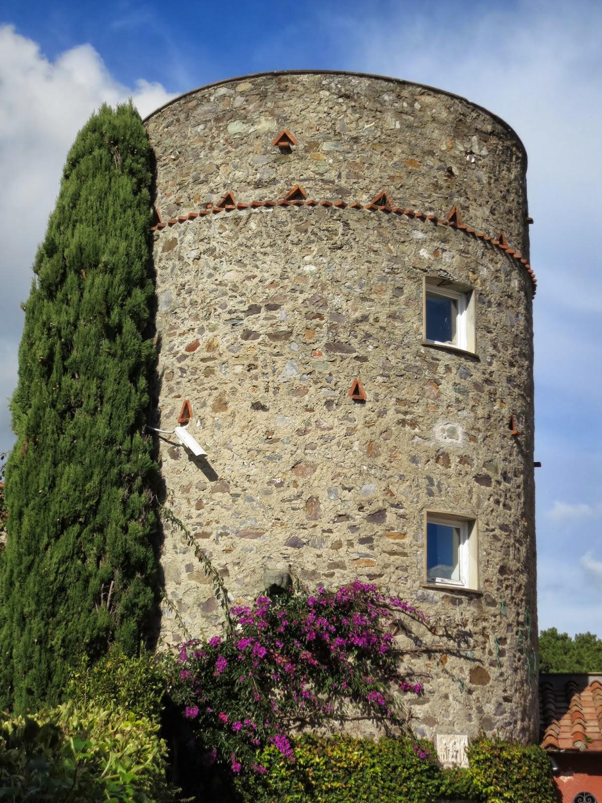 Montemarcello watchtower
