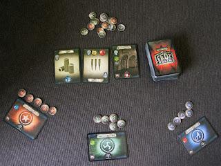 Metro 2033: Przełom - karciana adaptacja powieści