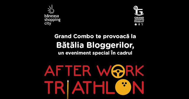After Work Triathlon - Grand Combo Baneasa Shopping City