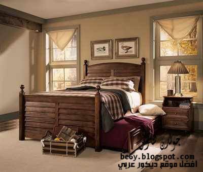 American classic for American bedrooms