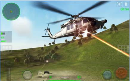 Game Helikopter Tempur Helicopter Sim MOD