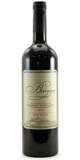 2013 Burgess Cellars Cabernet Sauvignon