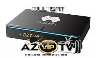 atualização multisat m100