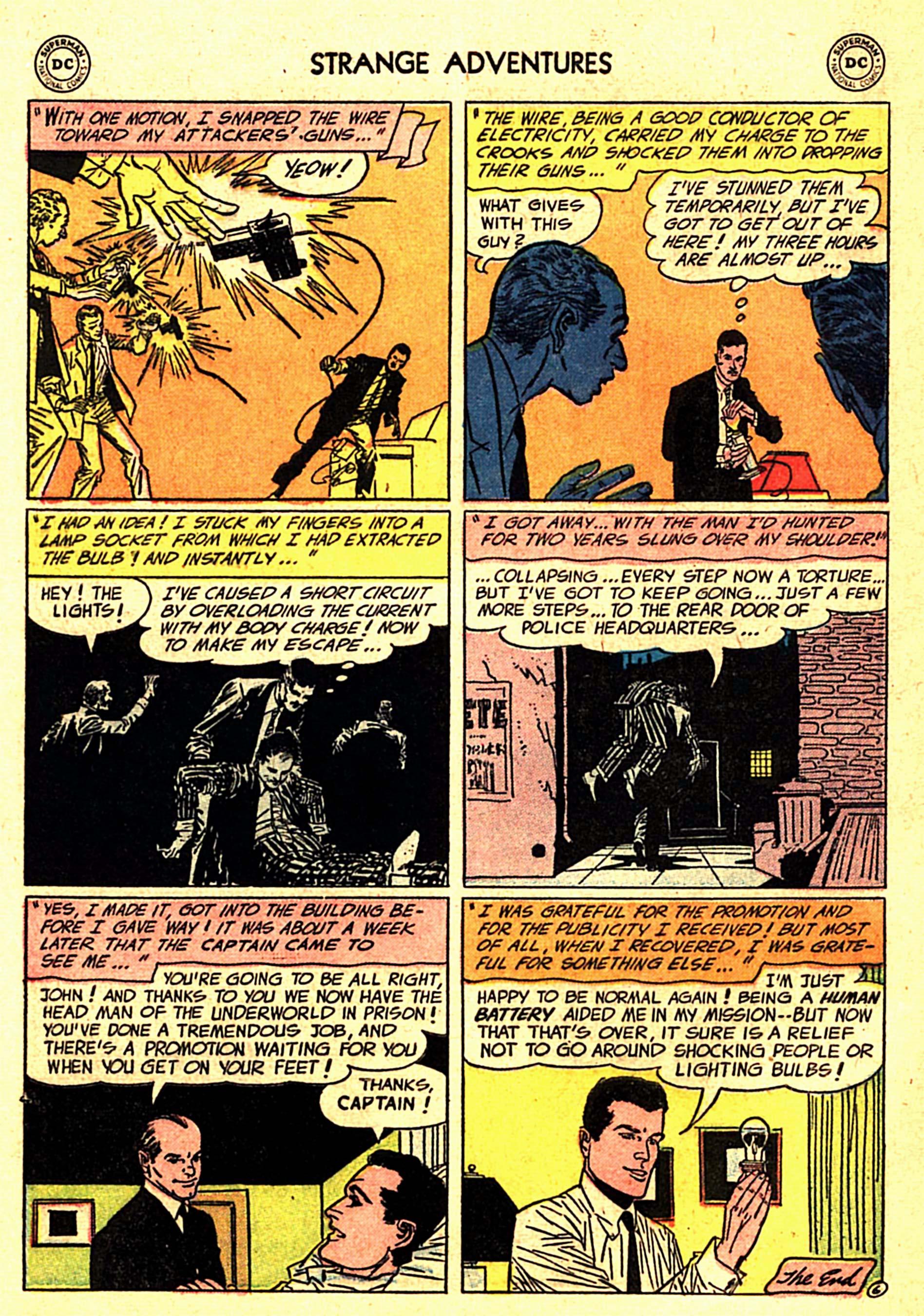Strange Adventures (1950) issue 66 - Page 8