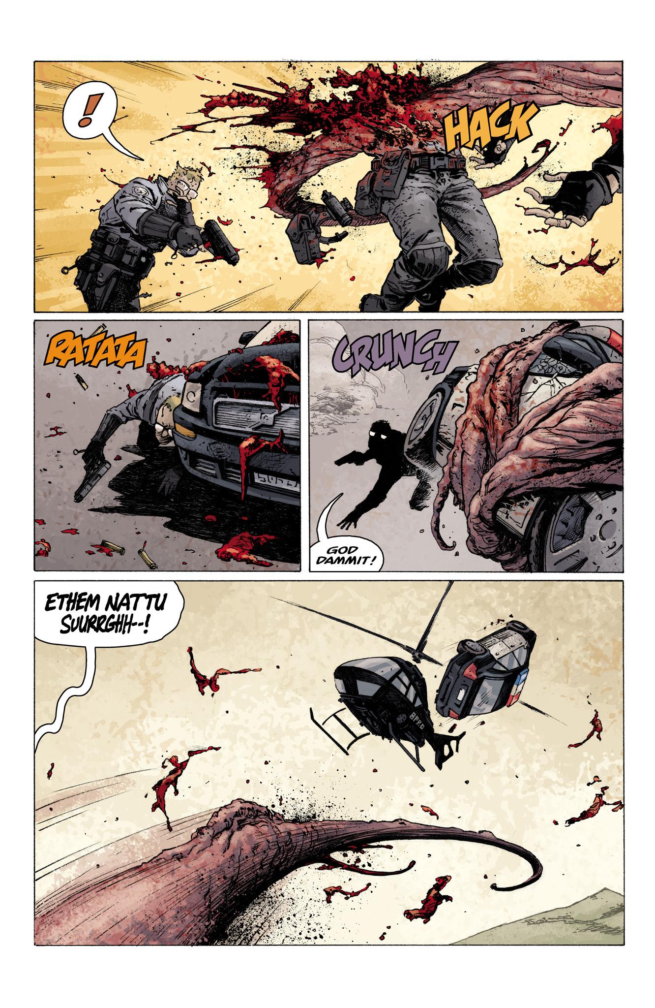 Read online Abe Sapien comic -  Issue #3 - 20
