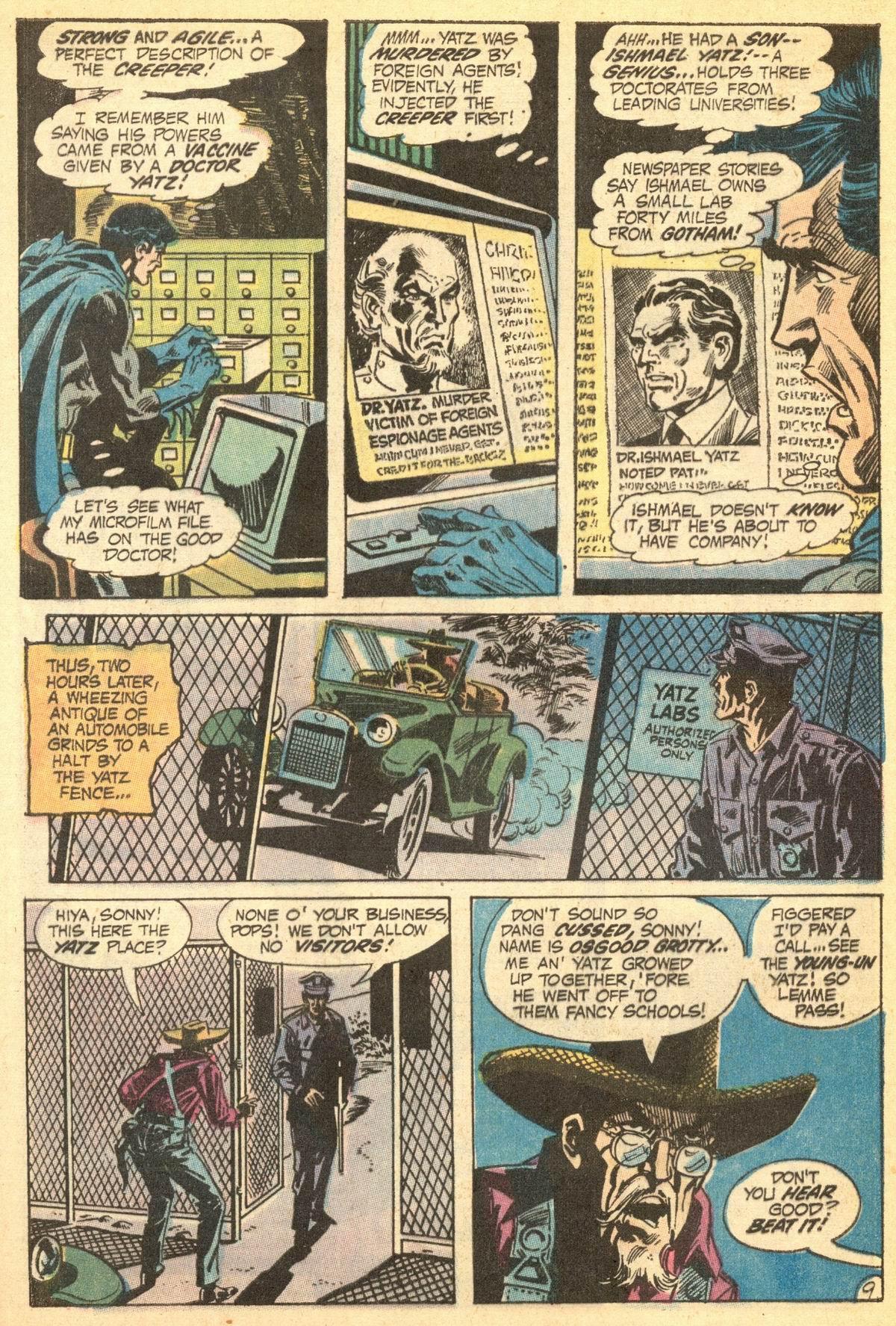 Detective Comics (1937) 418 Page 11