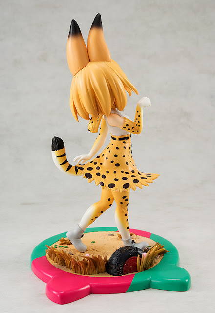 """Kemono Friends"" Serval!"