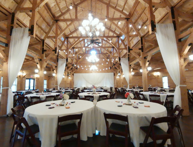 Barn Wedding Venues In Ohio Canopy Creek Farms