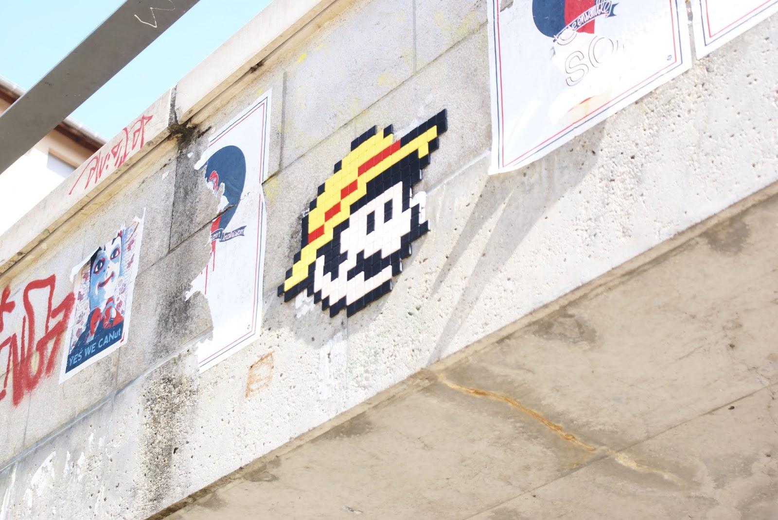 mario street art lyon croix rousse rhône alpes synbud blogtrip