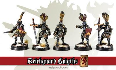 Reichguard Knigths