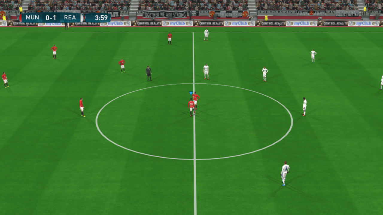 PES 2017 PS3 TheRedDevil Patch v.0.2 + Stadium Pack with ...