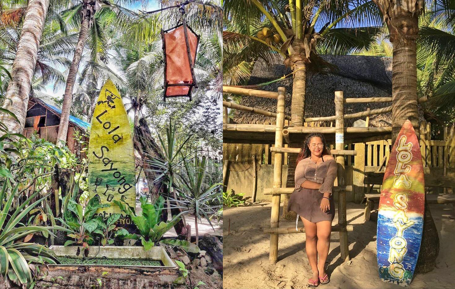 Lola Sayong Surf Camp