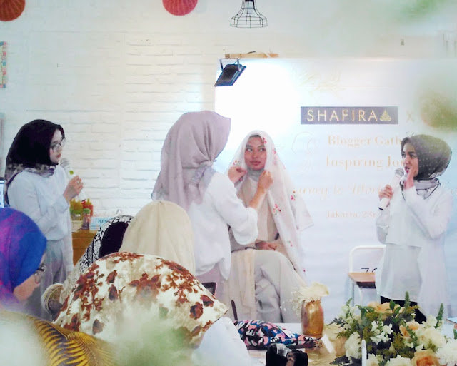 Journey to World Class Fashion with SHAFIRA