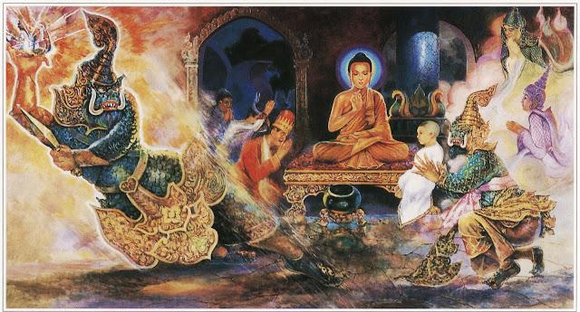 Đạo Phật Nguyên Thủy - Kinh Trung Bộ - 13. Ðại kinh Khổ uẩn