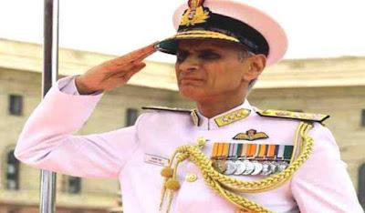 Vice Admiral Karambir Singh Will Be Next Navy Chief