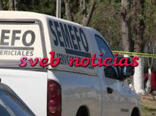 Hallan presunto ejecutado en Maltrata en Camino a El Infiernillo