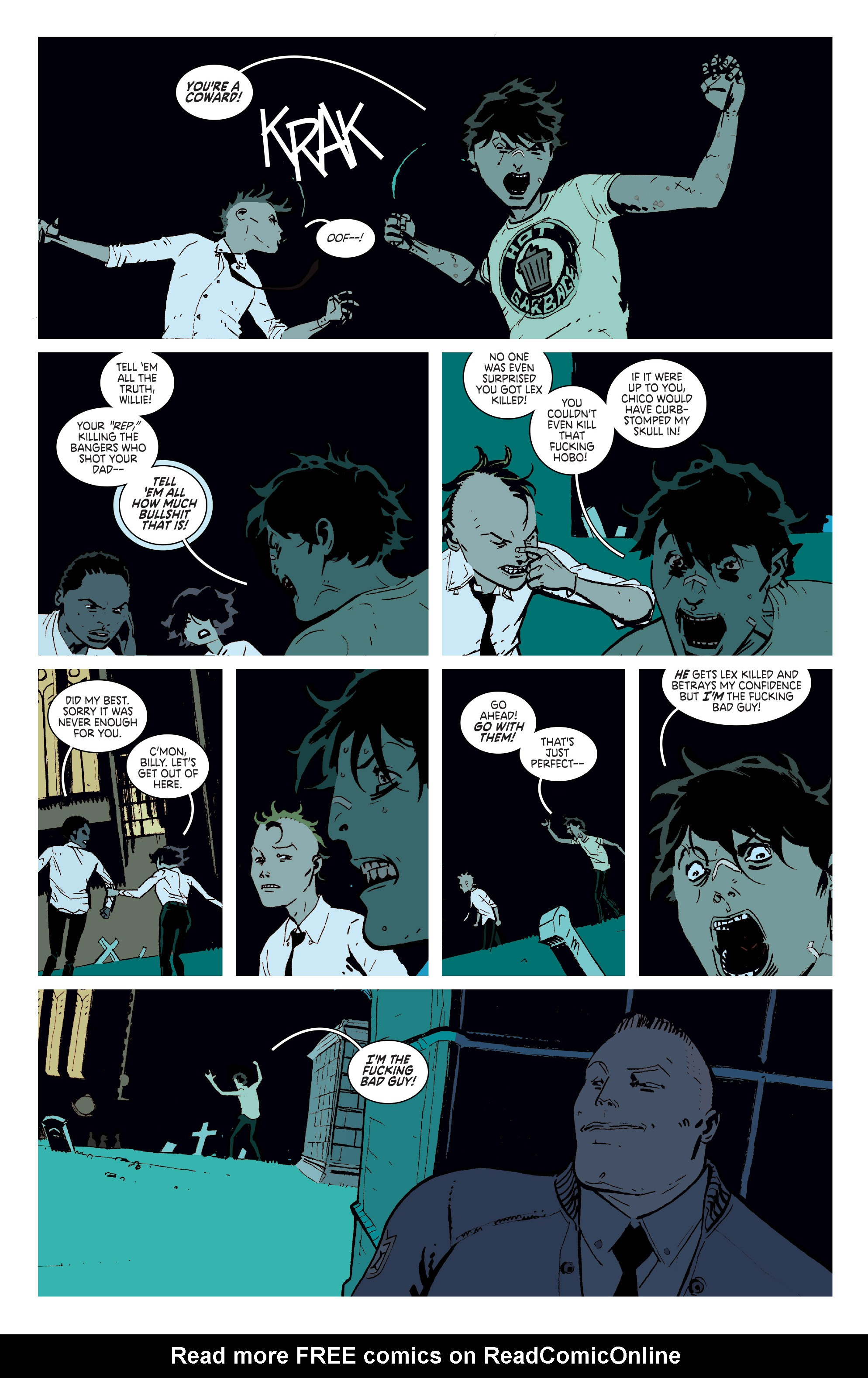 Read online Deadly Class comic -  Issue # _TPB 3 - 62