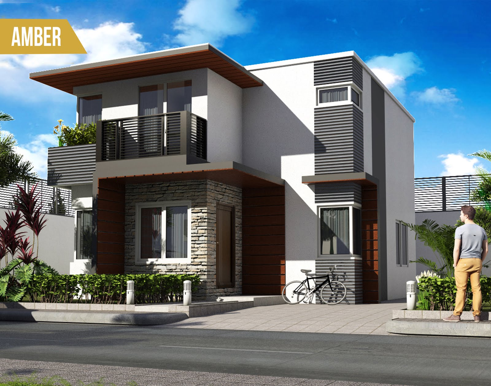 A Smart Philippine House Builder: All About Simple Houses ...