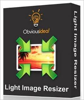 برنامج, Light ,Image ,Resizer, لتغيير, حجم, ومقاسات, الصور