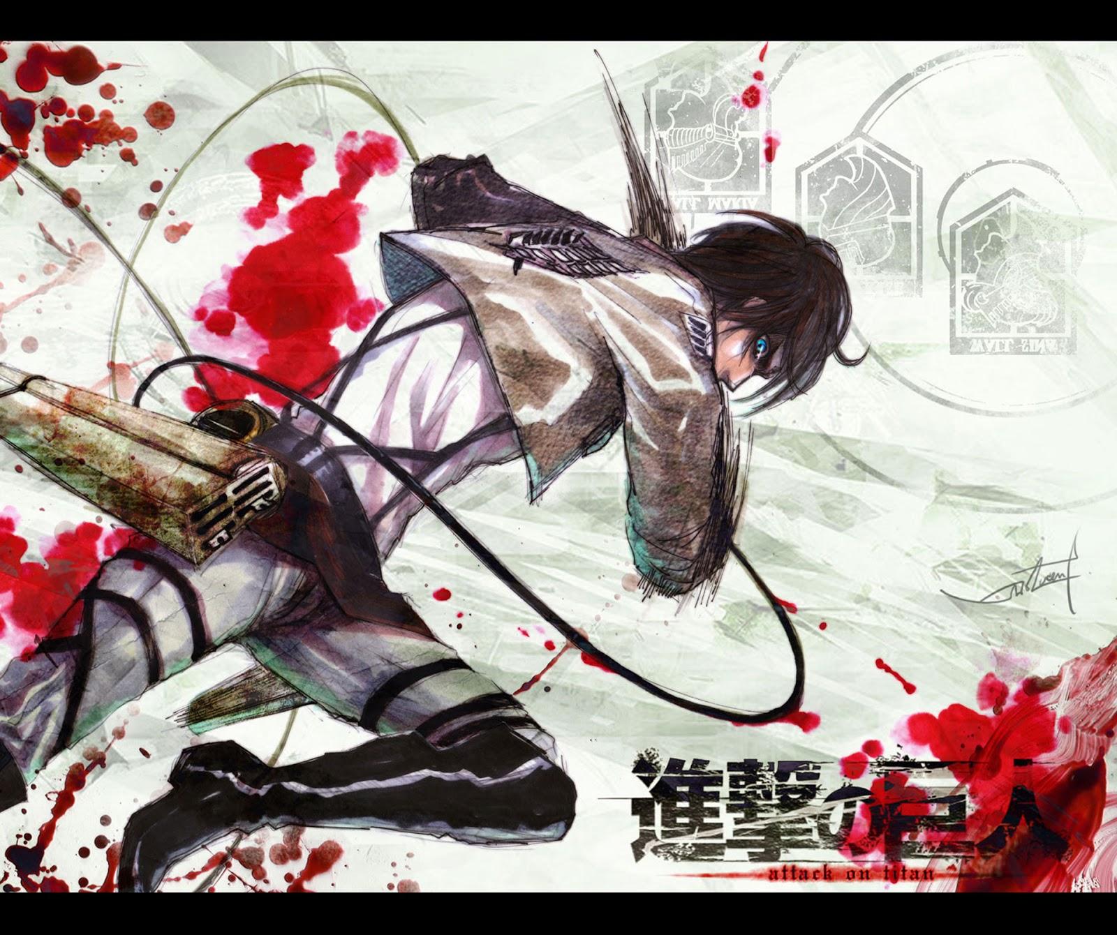 Attack on titan eren wallpaper best home wallpaper