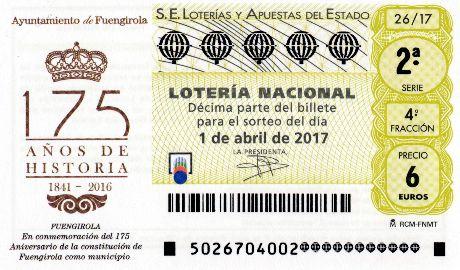 Resultado de imagen para lotería nacional historia