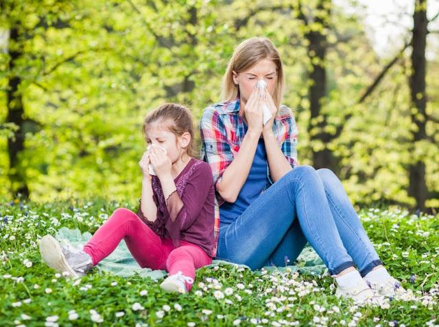 أمراض الربيع وطرق الوقاية منها