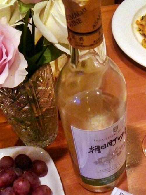 【WINE NV 朝日町ワイン 白】
