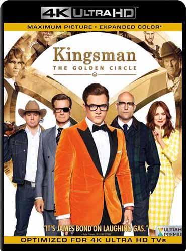 Kingsman: El círculo de oro 2160p 4k UHD HDR Latino [GoogleDrive]