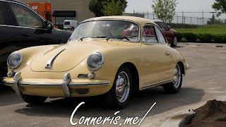 Porsche 356 C Front