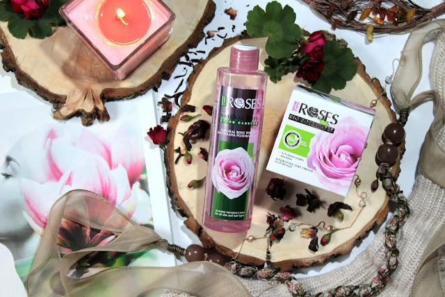 Różana pielęgnacja, czyli o tym, dlaczego lubię produkty z rosa damascena