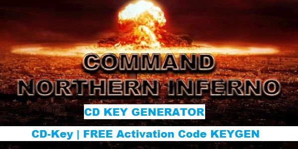 Command: Northern Inferno free steam code