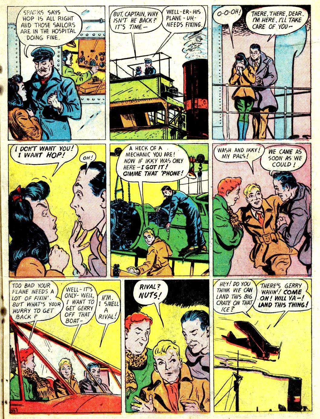 Read online All-American Comics (1939) comic -  Issue #10 - 27