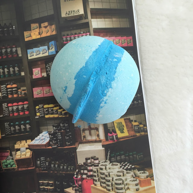 Lush | Frozen Bath Bomb