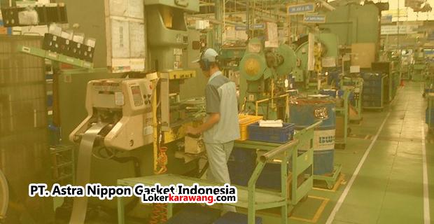 Lowongan Kerja PT. Astra Nippon Gasket Indonesia (PT. ANGI) Desember 2018