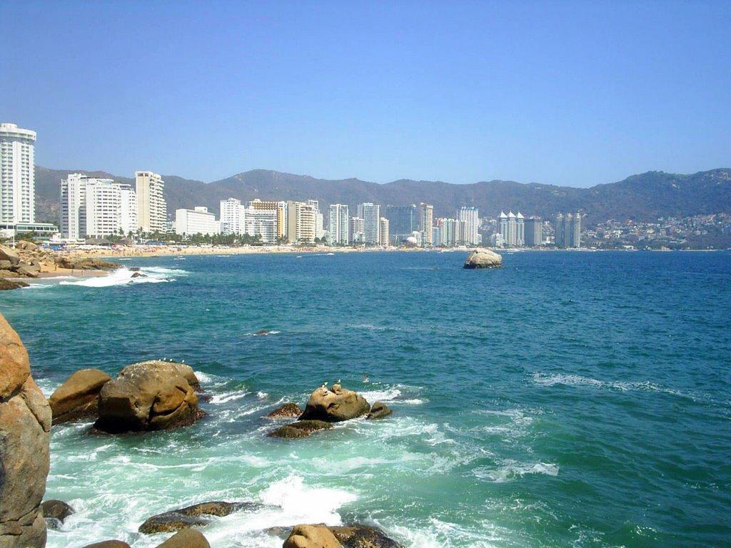 #Acapulco | Cidade Turística e Portuária do México
