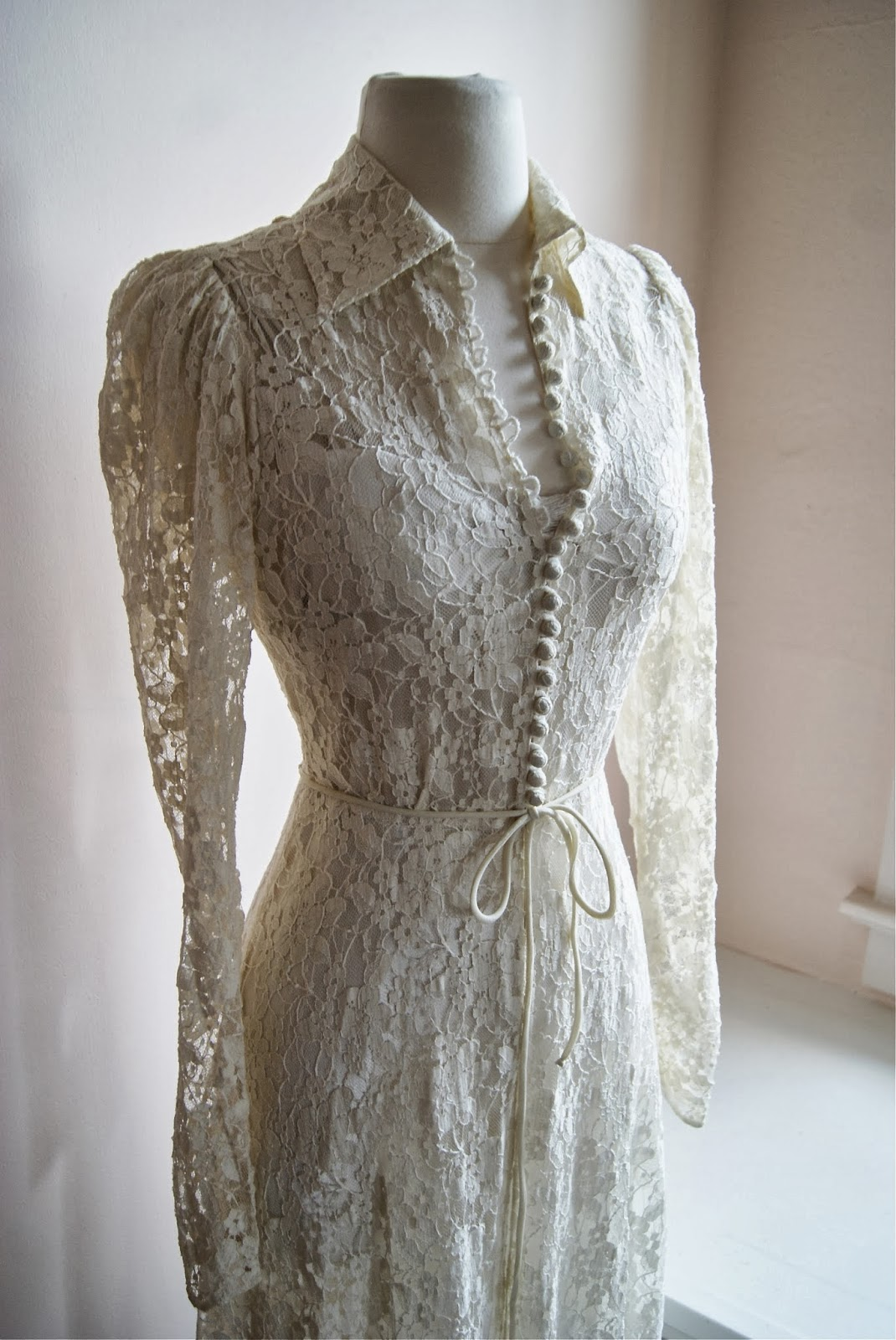 Vintage Wedding Dress Shops 22
