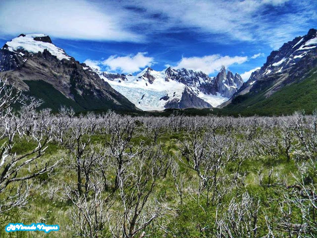 El Chlaten Patagonia Argentina