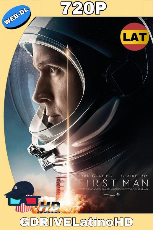 El Primer Hombre en La Luna (2018) IMAX WEB-DL 720p Latino-Ingles mkv