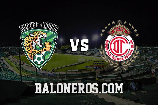 Jaguares Chiapas vs Toluca 2016