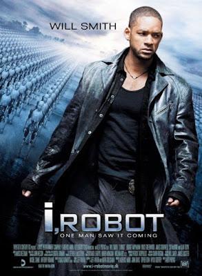 I, Robot poster