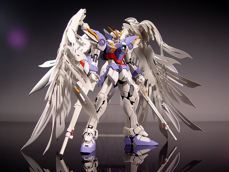 Gundam For The Barrel: Who Wants Some Extra Wings For Your MG WZCs!?