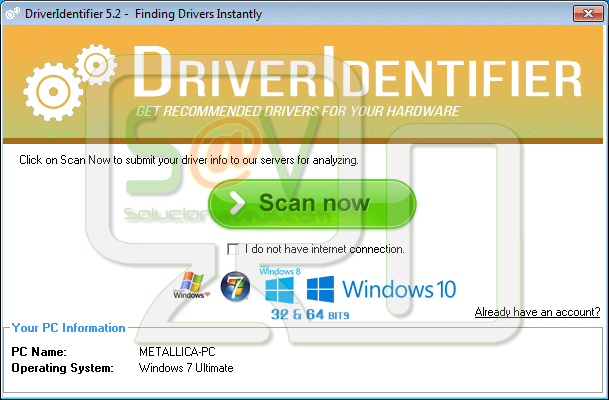 Driver Identifier (Falso optimizador de drivers)