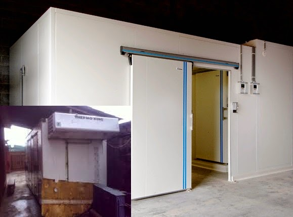 types of cold room design