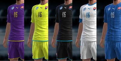Slovakia EURO 2016