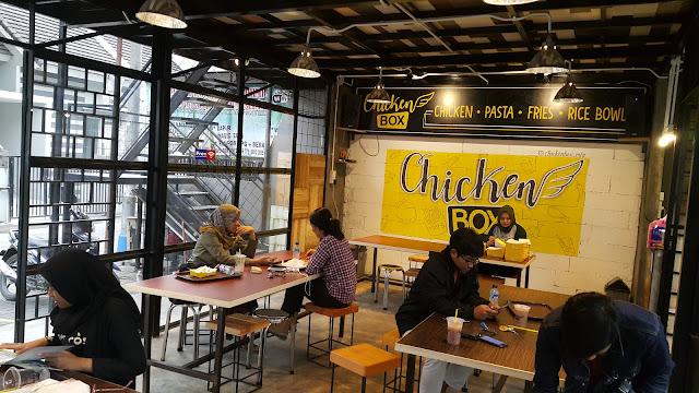 Chicken Box Piridifoodies