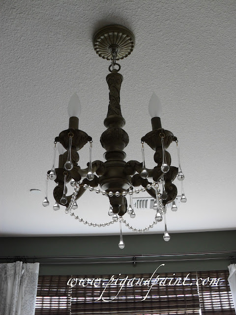 A Chandelier Mishap And How I Found My Dream Fixture
