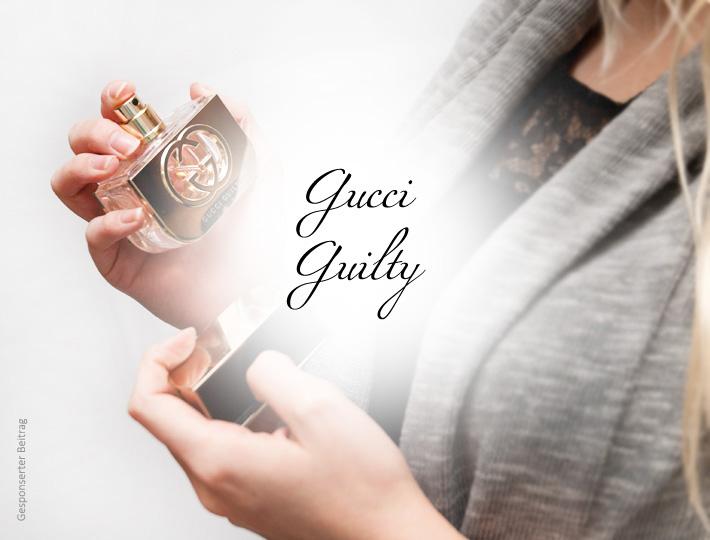Gucci Guilty Parfum Test