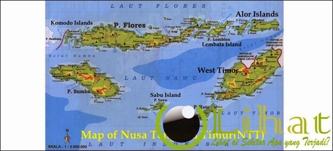 Nusa Tenggara Timur. Terbentuk menjadi Provinsi tahun 1960 – Tingkat Kemiskinan 20,41%